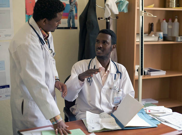 talking doctors - study medicine