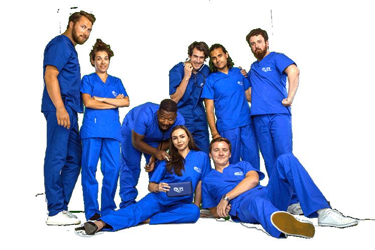 qupi med staff